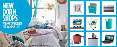 jcpenney dorm bedding epr retail news jcpenney launches dorm shops in stores