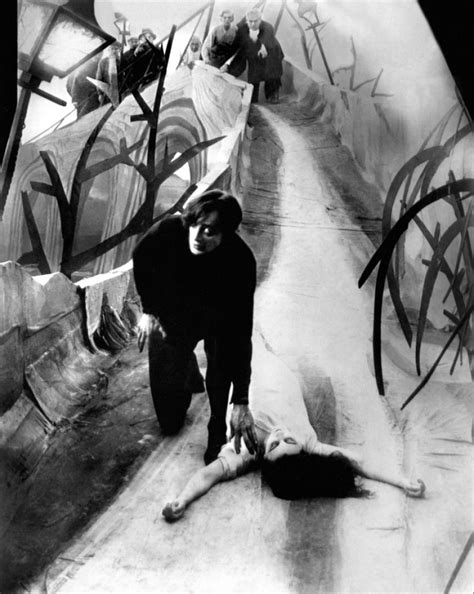 Cabinet Of Caligari by 1001 A Odyssey 6 The Cabinet Of Dr Caligari 1919