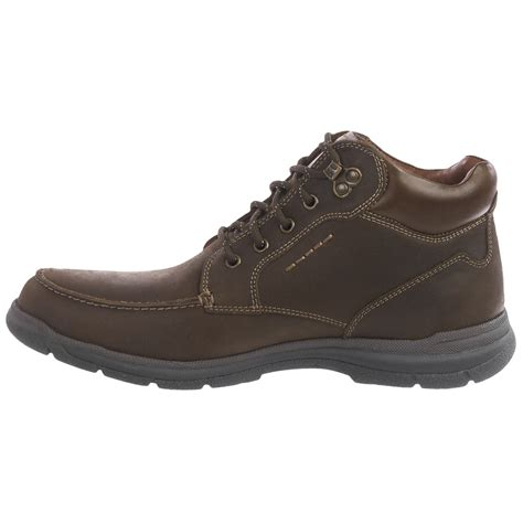 johnston and murphy mens boots johnston murphy wickman moc toe boots for save 33