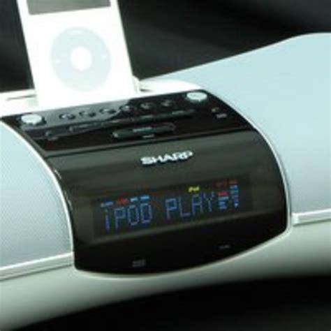 sharp dk   elegance ipod speaker system