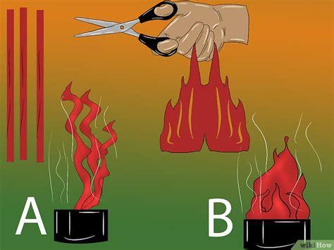 fuoco finto per camino come creare un fuoco finto 14 passaggi illustrato