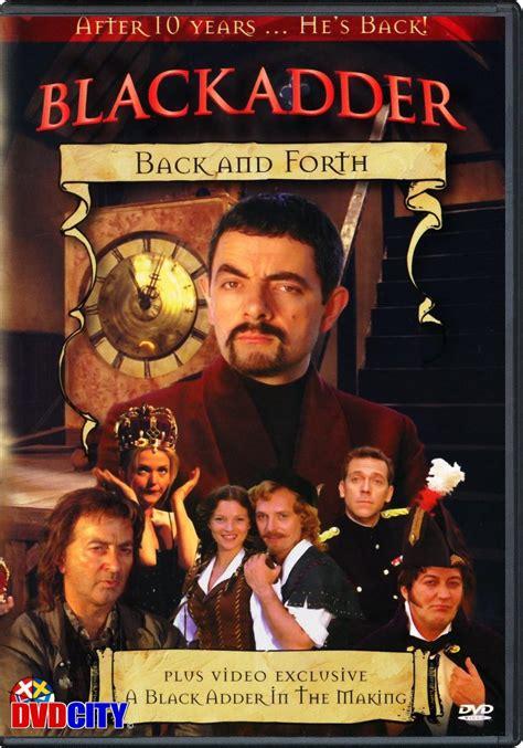 back and forth blackadder back and forth 1999 dvdcity dk