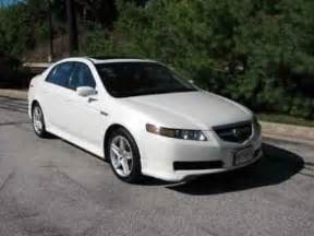 White Acura Tl 2004 Acura Tl White Los Angeles Mitula Cars
