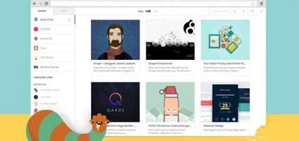 design inspiration chrome extension muzli chrome extension dishes up design inspiration one