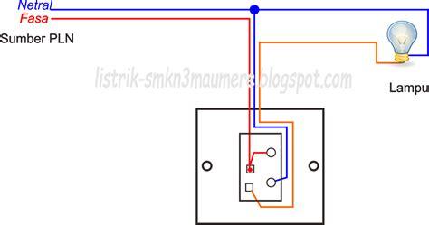 Saklar On Listrik cara memasang sendiri instlasi listrik saklar dan stop kontak