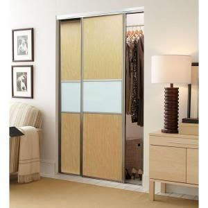 Tri Sliding Closet Doors The O Jays Wardrobes And Home Depot On