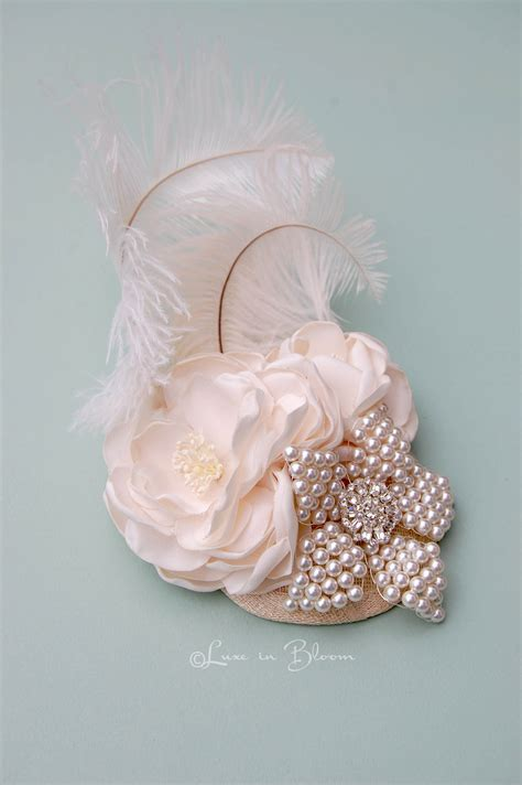 vintage inspired wedding hair pieces wedding hair vintage inspired style mh502 luxe in