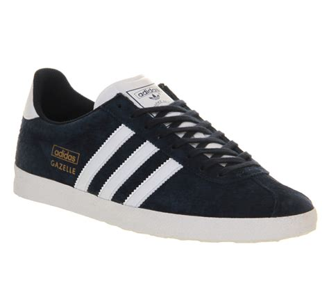 adidas men adidas gazelle og in blue for men indigo lyst