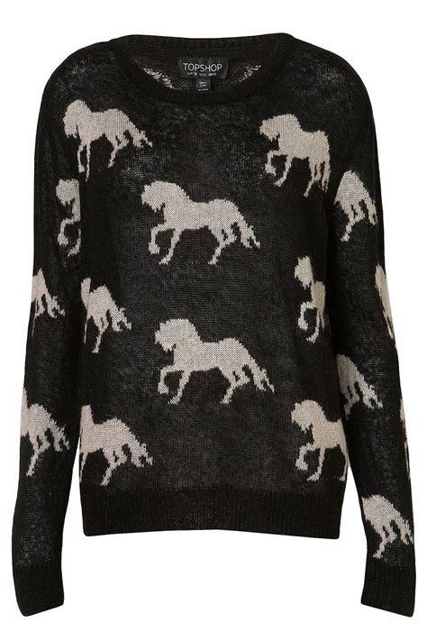 knitting pattern horse sweater horse sweater sweaters pinterest