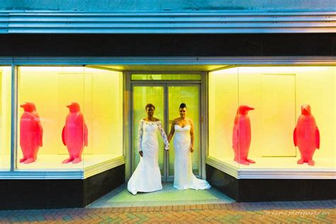 themed hotel durham art museum wedding at 21c hotel in downtown durham