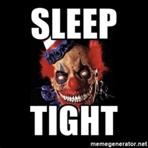 Creepy Clown Meme - scary clown meme bing images