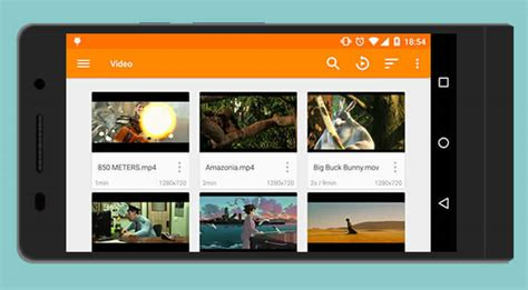 vlc for mobile android les meilleurs lecteurs vid 233 o pour mobile android