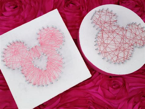 Easy String Designs - 35 diy string patterns guide patterns