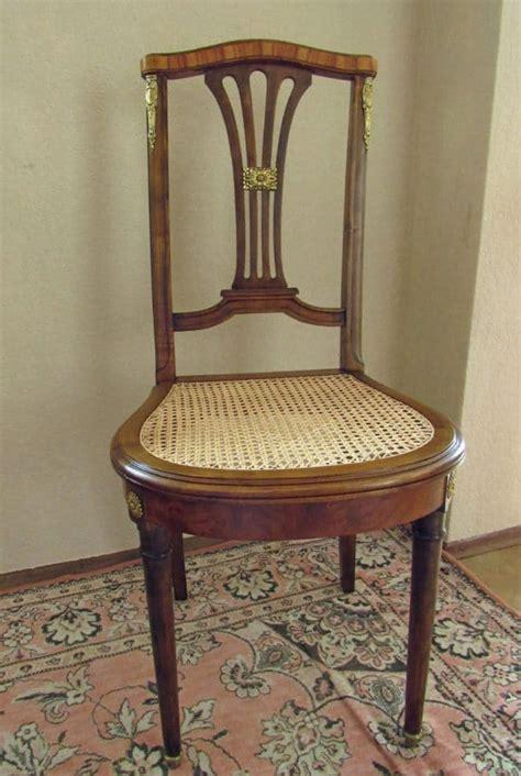 stuhl restaurieren restauration eines stuhls handmade kultur
