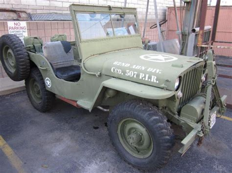 Jeep 1945 For Sale 1945 Willys Jeep For Sale