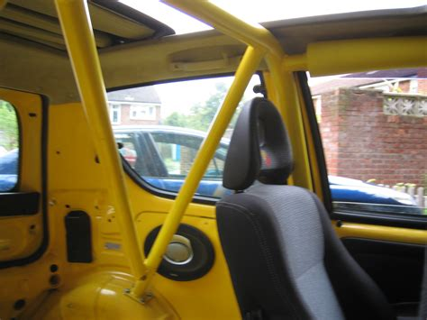styling roll cage  fiat forum
