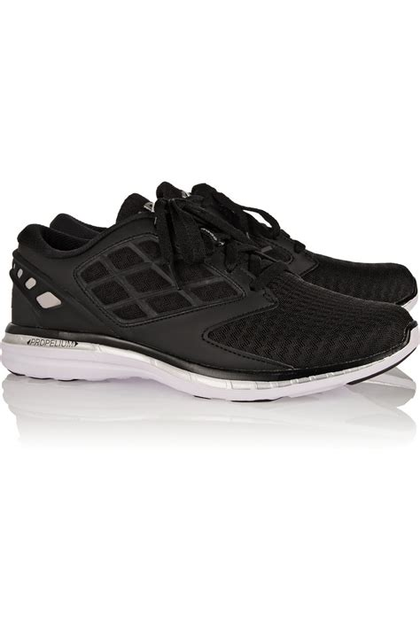 athletic propulsion labs shoes athletic propulsion labs joyride mesh sneakers in black lyst