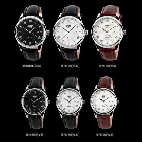 Jam Tangan Pria Adidas Kulit skmei jam tangan analog pria 9058cl black black jakartanotebook