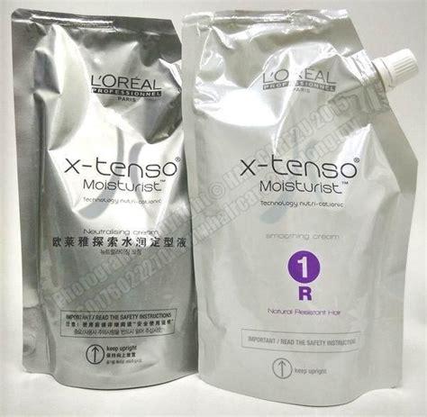 Loreal X Tenso Moisturist Resistant Hair 400ml loreal x tenso moisturist r1 for resistant hair