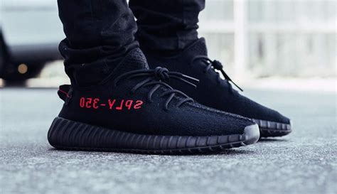 Adidas Yeezy Boost 350 1 the adidas yeezy boost 350 v2 black drops in a few