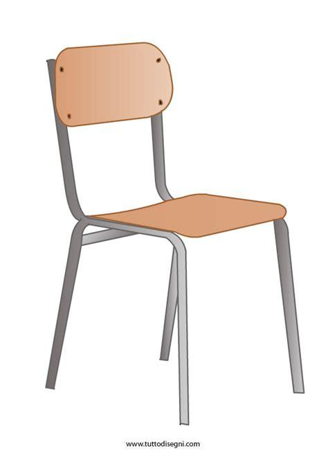 sedie scuola sedia per la scuola da stare tuttodisegni