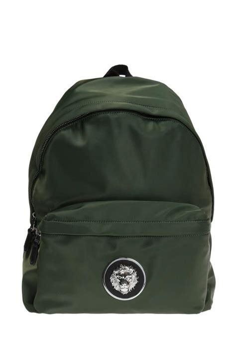 metal backpack versace versus vitkac shop