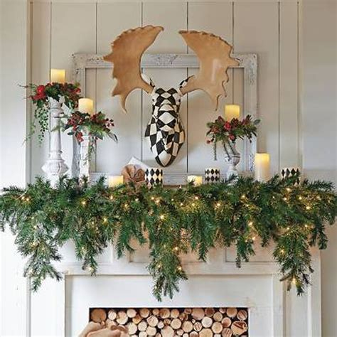 garland ideas 47 amazing christmas garland decoration ideas to freshen
