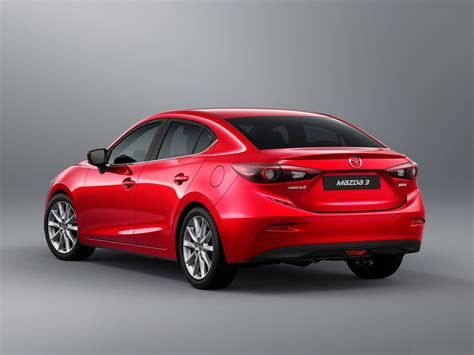 mazda sedan 2017 mazda 3 sedan wallpapers pics pictures images