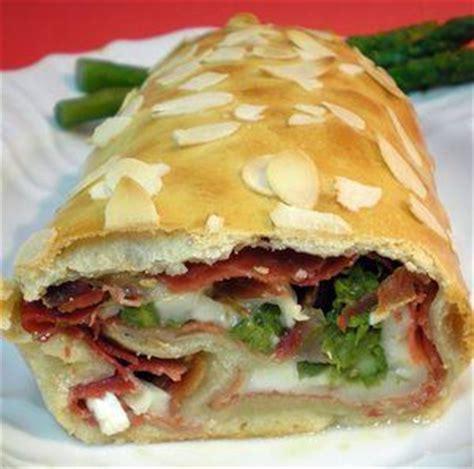 Mozzarella In Carrozza Al Forno Parodi by Strudel Salato Con Prosciutto Crudo Asparagi E Brie In