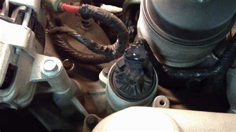 ford powerstroke egr valve removal p p p