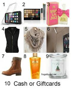 10 christmas gift ideas for teen girls by a teen girl my niece