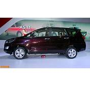 Toyota Innova Crysta 2016 Price In India Launch