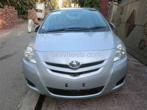 Toyota Belta Toyota Belta 2008 Review Amazing Pictures And Images