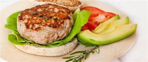 ground turkey breast burger recipes healthy turkey burgers recipe