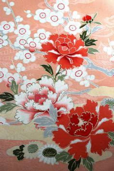 kimono repeat pattern 1000 images about vintage kimono fabric on pinterest