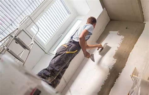 Comment Enduire Un Plafond En Placo by Comment Enduire Un Mur Travaux