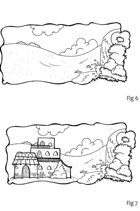 The Rock Coloring Pages Free Wise And Foolish Builders Coloring Pages by The Rock Coloring Pages