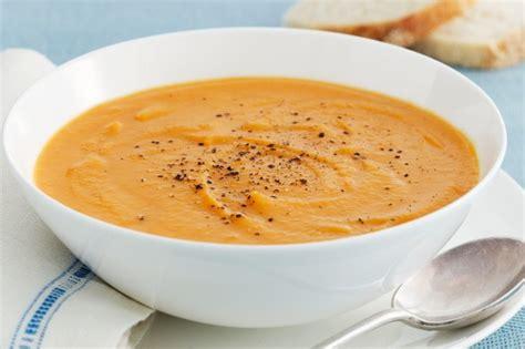 Sweet Potato Soup Detox by Thaise Zoete Aardappelsoep One In My Pocket