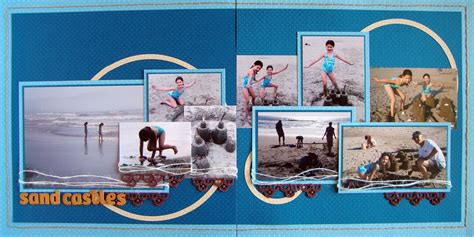 double layout scrapbook pages double up no 8 scrapbook layouts scrapbook and layouts