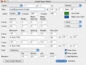 Make Your Own Paper Log Maker - pls graph software 3d vertical bar graph