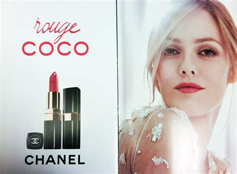 lipstick wore by shakira on commercial vanessa paradis for rouge coco lipstick ad caign