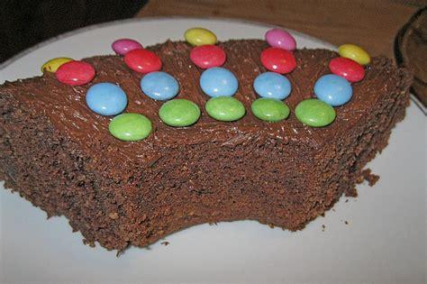 schokoladen nuss kuchen schokoladen nuss kuchen rezept mit bild birgit66