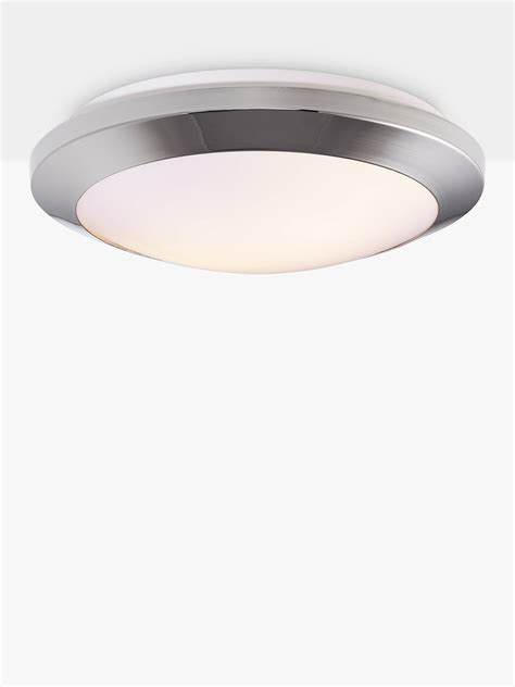Bathroom Ceiling Light Fixtures Neiltortorella by Lewis Partners Kara Flush Bathroom Ceiling Light Chrome At Lewis Partners