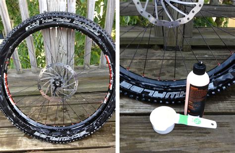 how to seal bead on tubeless tire going tubeless how to convert your existing rims