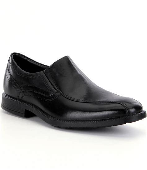 bike toe dress shoes rockport dressport business bike toe slip on dress shoes