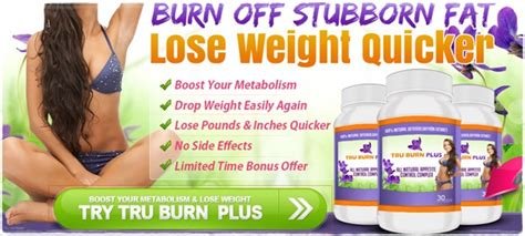 Tru Burn Plus - Buy Saffron Extract Weight Loss | Lean Fit