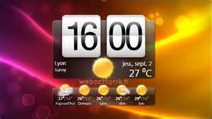 horloges windows 7 gadgets et agendas 224 t 233 l 233 charger