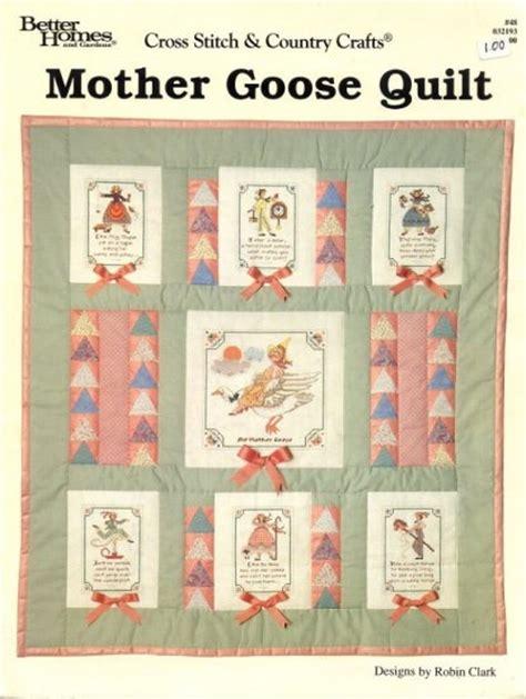 Cross Stitch Baby Quilt Patterns by Goose Quilt Cross Stitch Pattern
