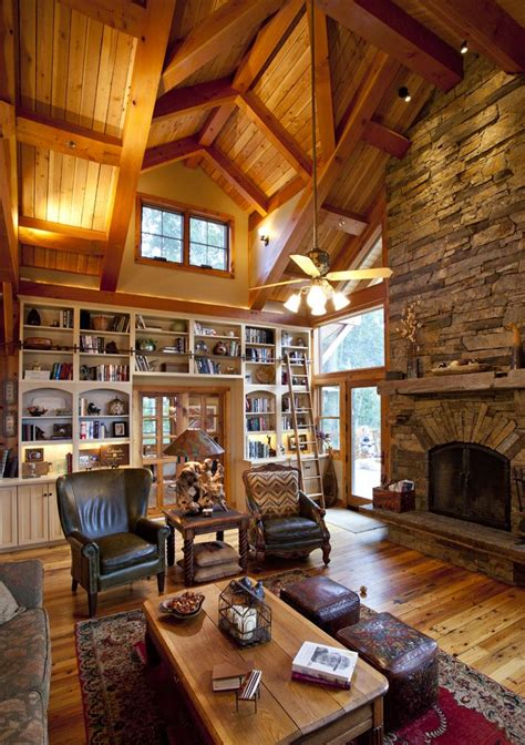 Exceptional Contemporary Post And Beam House Plans #2: .-texas-timber-frames---galleries-.-timber-trusses-frame-house-plans-frame-homes-post-and-beam-homes-log-house-log-home-plans-barn-homes.jpg