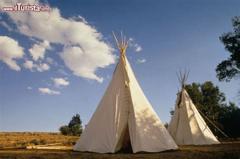 tende indiane wyoming le tipiche tipis le tende indiane credit pete